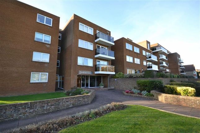 Thumbnail Flat for sale in Cardinal Court, Grand Avenue, Worthing, West Sussex