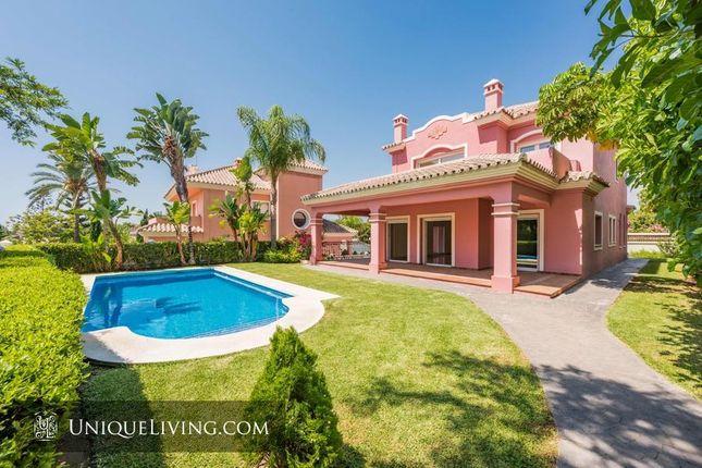 4 bed villa for sale in San Pedro, Marbella, Costa Del Sol