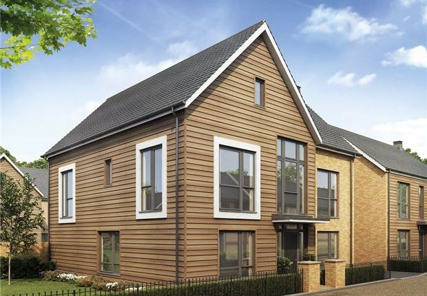 Thumbnail Detached house for sale in Farnborough Road, Locking, Weston-Super-Mare