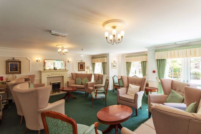 Residents Lounge of Kings Court, Fordingbridge SP6