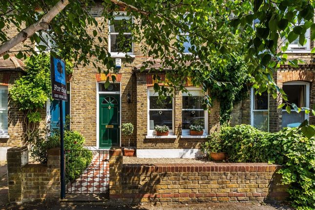 3 bed terraced house for sale in Nelson Road, London