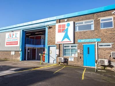 Warehouse to let in Estate Road, 1, Grimsby, Lincolnshire