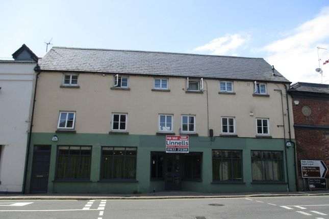 Thumbnail Commercial property for sale in 6-8 St James Street, Monmouth, Monmouthshire