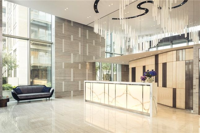 Thumbnail Property for sale in Lillie Square, Earls Court, London