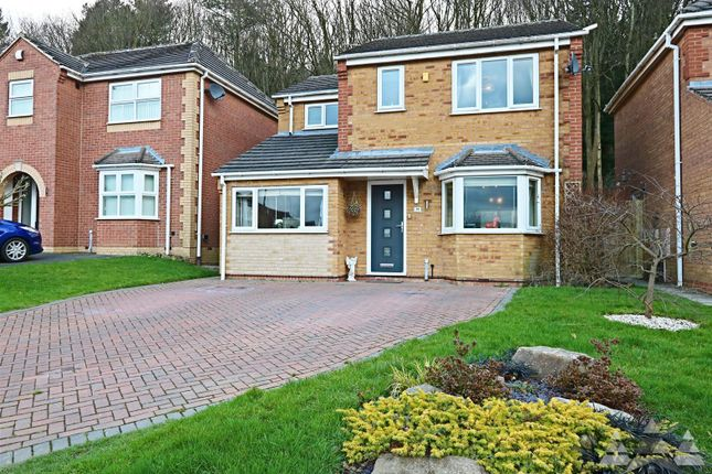 Front of Nether Way, Darley Dale, Matlock DE4