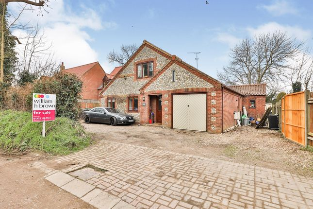 4 bed detached house for sale in Westwood Lane, Great Ryburgh, Fakenham NR21