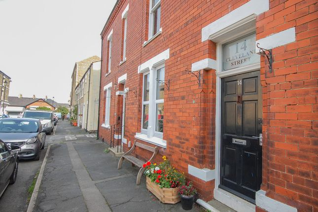 Thumbnail Terraced house for sale in Cleveland Street, Saltburn-By-The-Sea