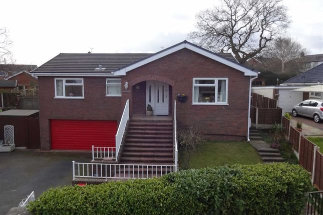 Thumbnail Detached bungalow for sale in Stanley Estate, Buckley
