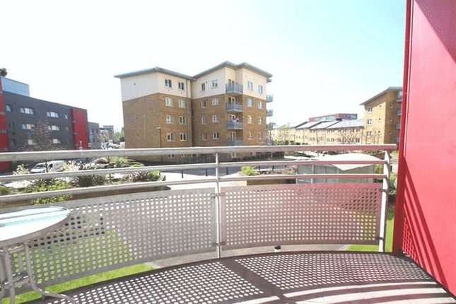 Thumbnail Flat to rent in Pancras Way, London