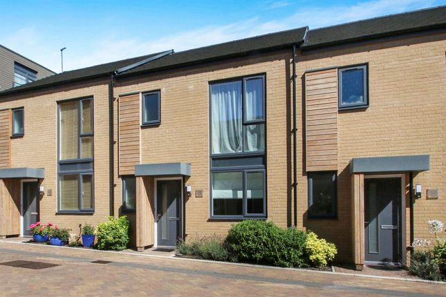 Thumbnail Terraced house for sale in Firepool View, Taunton