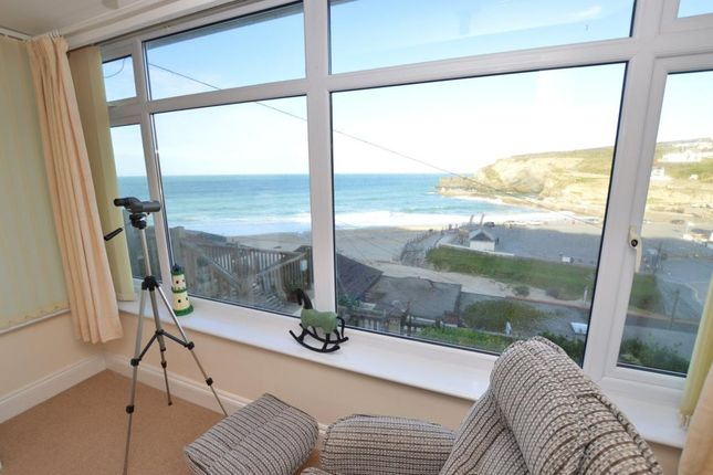 Thumbnail Semi-detached house for sale in Battery Hill, Portreath, Redruth, Cornwall
