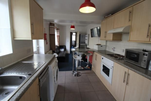 4 bed terraced house to rent in Woodville Road, Cathays, Cardiff CF24