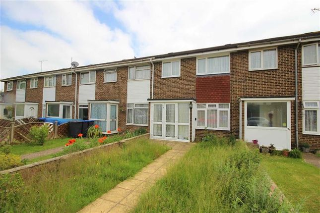 Thumbnail Terraced house for sale in Coleridge Crescent, Goring-By-Sea, West Sussex