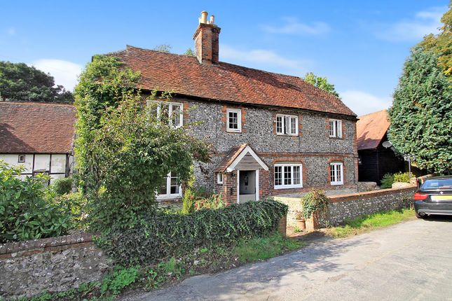 Thumbnail Cottage for sale in Northend, Findon, Worthing