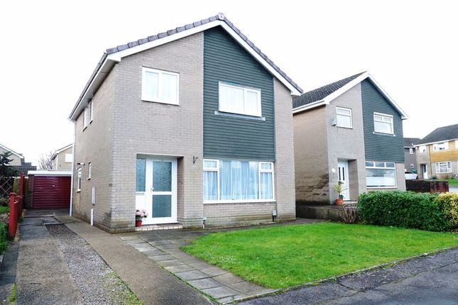 Thumbnail Detached house to rent in Heol Urban, Cardiff