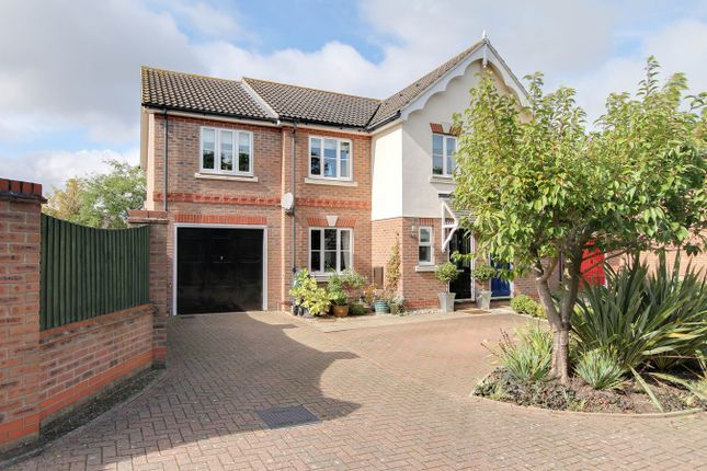 Thumbnail Semi-detached house for sale in Honorius Drive, Colchester