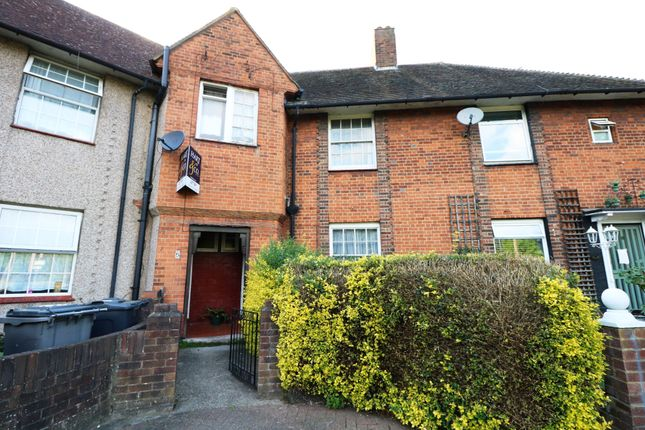 Thumbnail Terraced house to rent in Wulfstan Street, London