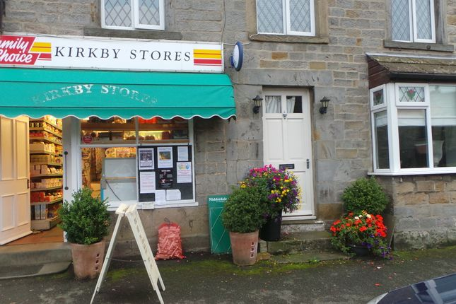 Thumbnail Property for sale in Off License & Convenience HG4, Kirkby Malzeard, North Yorkshire