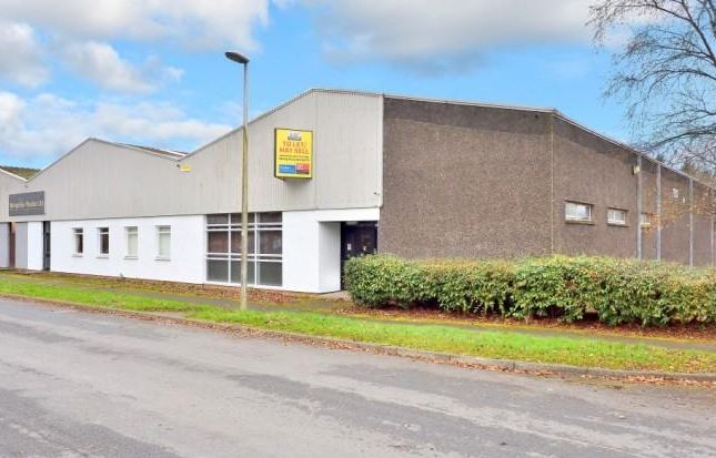 Thumbnail Light industrial for sale in 58 Nasmyth Road, Southfield Industrial Estate, Glenrothes