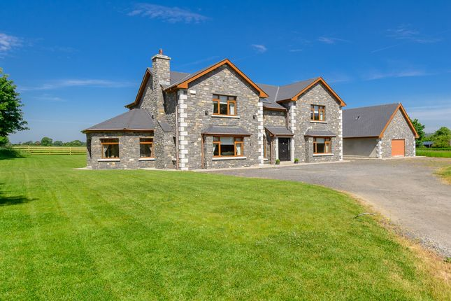 Thumbnail Detached house for sale in Ellistown, Ballyboughal, County Dublin