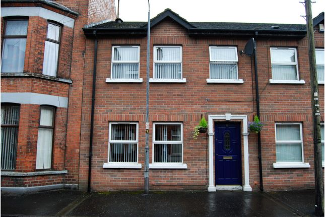 Thumbnail Terraced house for sale in Clonavon Terrace, Ballymena