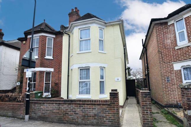 Thumbnail Semi-detached house for sale in Malmesbury Road, Southampton