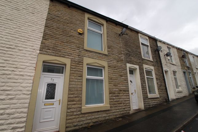Thumbnail Terraced house to rent in Spring Street, Accrington