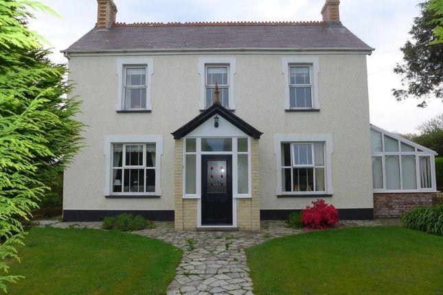Thumbnail Farmhouse for sale in Clarbeston Road