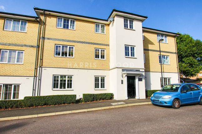 Thumbnail Flat for sale in King Cole Place, Colchester
