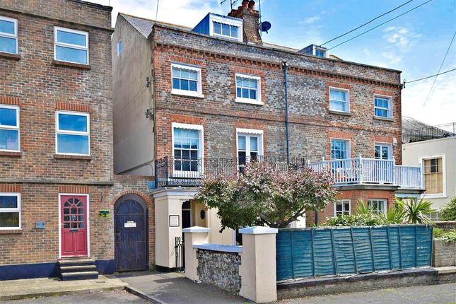 Thumbnail Town house for sale in Norfolk Place, Littlehampton, West Sussex