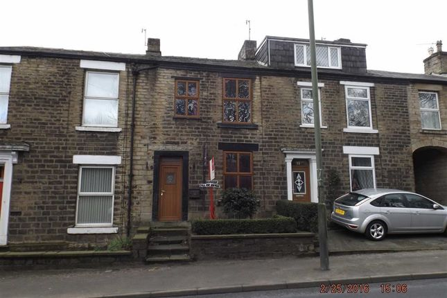 Thumbnail Terraced house to rent in Mottram Moor, Hollingworth, Hyde