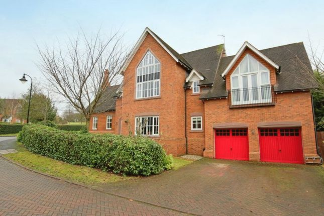 Thumbnail Detached house for sale in Richmond Close, Wychwood Park, Weston