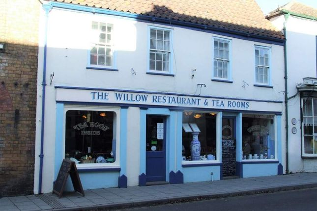 Thumbnail Restaurant/cafe for sale in Alford, Lincolnshire