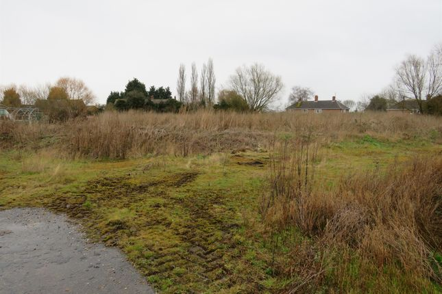 Thumbnail Land for sale in Benns Lane, Terrington St. Clement, King's Lynn