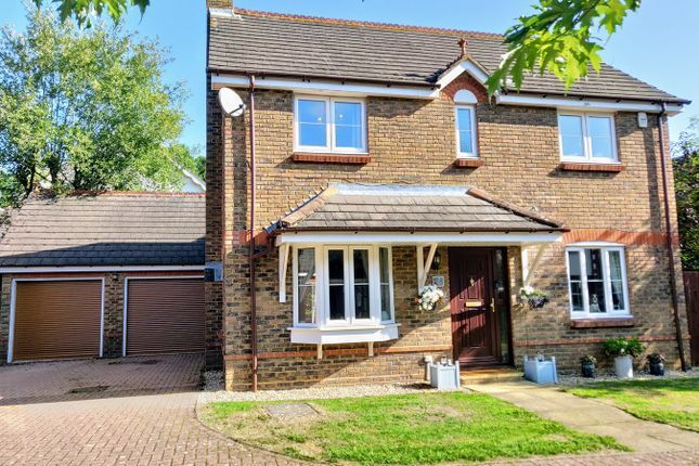 Thumbnail Detached house for sale in Meitner Close, Bramley, Tadley