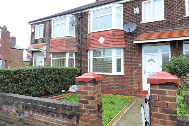 Thumbnail Terraced house for sale in Crayfield Road, Levenshulme, Manchester