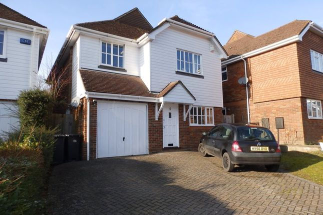 Thumbnail Detached house to rent in Little Park, Durgates, Wadhurst