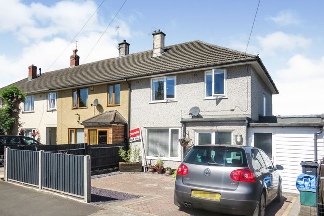 Thumbnail End terrace house for sale in Marlwood Drive, Brentry, Bristol