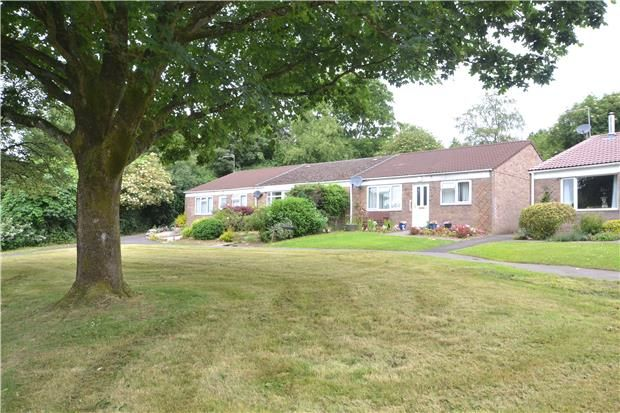Thumbnail Terraced bungalow for sale in Manor Close, Wellow, Bath, Somerset