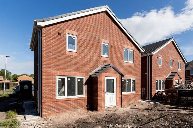 Thumbnail Detached house for sale in Plot 5, Caunce Road, Wigan
