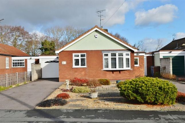 Thumbnail Detached bungalow to rent in Brindley Bank Road, Rugeley