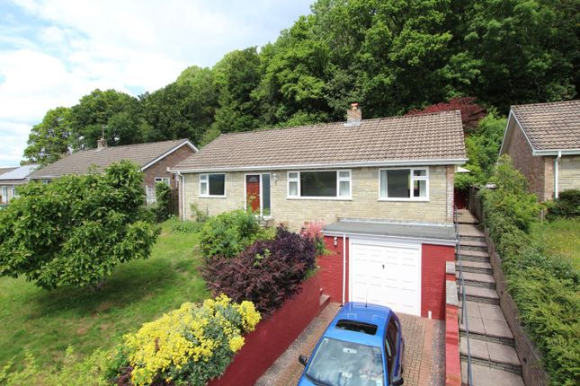 Thumbnail Detached bungalow for sale in Brynglas, Brecon