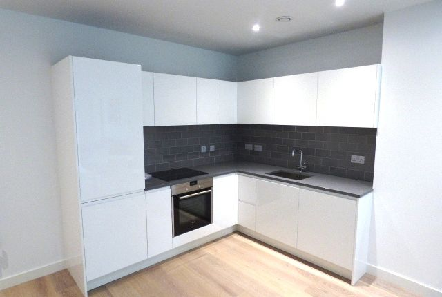 Thumbnail Flat to rent in Shipwright, London