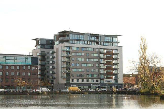 Thumbnail Flat to rent in Witham Wharf, Brayford Wharf East