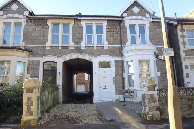 Thumbnail Flat to rent in Jubilee Road, Weston-Super-Mare