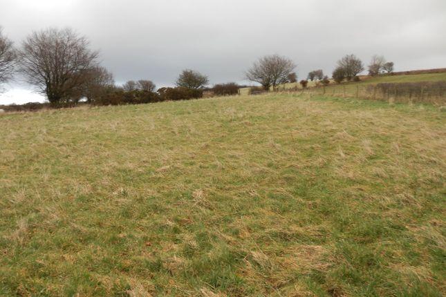 Thumbnail Land for sale in Llys-Y-Grug, Llanarth, Ceredigion