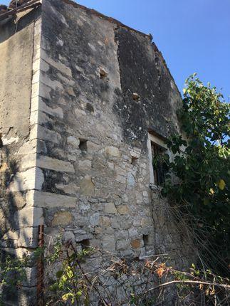 Back Gable End. of Lefkimmi, Corfu, Ionian Islands, Greece