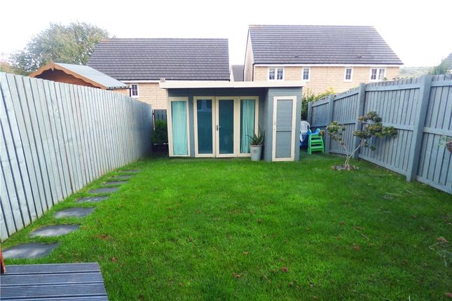Garden of The Knoll, Keighley, West Yorkshire BD22
