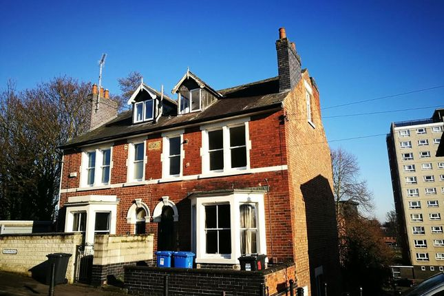 Thumbnail 2 bed flat to rent in St. Mary's Mews, North Parade, Derby