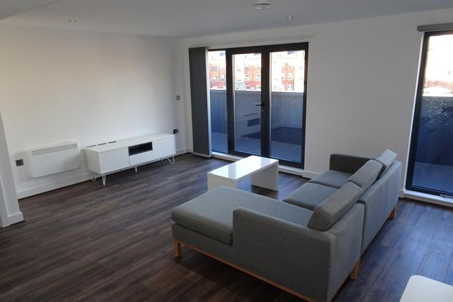 Thumbnail Flat to rent in Madison House, 94 Wrentham Street